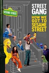 Street Gang: How We Got to Sesame Street Movie Poster