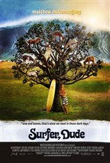 Surfer, Dude Movie Poster