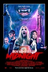 Ten Minutes to Midnight Poster
