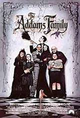 The Addams Family (1991) Movie Poster