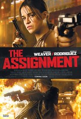 The Assignment Movie Poster