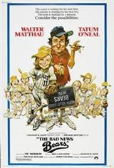 The Bad News Bears Movie Poster