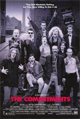 The Commitments Movie Poster