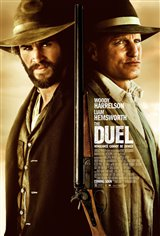 The Duel Movie Poster