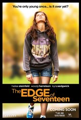 The Edge of Seventeen Movie Poster