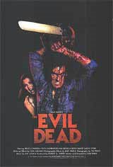 The Evil Dead (1981) Poster