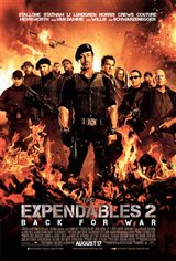 The Expendables 2 Movie Poster