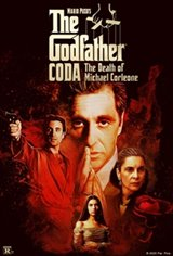 The Godfather, Coda: The Death of Michael Corleone Poster