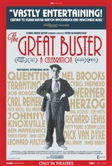 The Great Buster: A Celebration Movie Poster