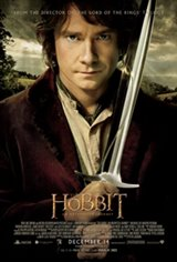 The Hobbit: An Unexpected Journey - An IMAX Experience Movie Poster
