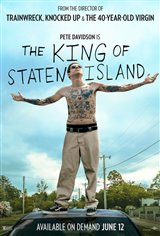 The King of Staten Island Movie Poster
