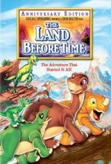 The Land Before Time Poster
