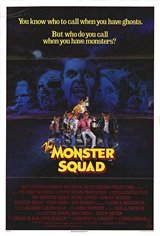 The Monster Squad Movie Poster