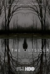 The Outsider (HBO) Movie Poster