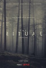 The Ritual (Netflix) Movie Poster