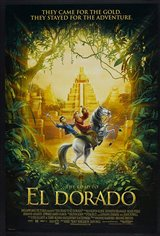 The Road To El Dorado Movie Poster
