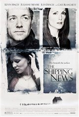 The Shipping News Movie Poster