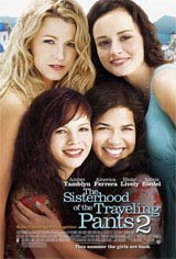 The Sisterhood of the Traveling Pants 2 Movie Poster