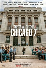 The Trial of the Chicago 7 (Netflix) Poster