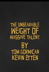 The Unbearable Weight of Massive Talent Movie Poster