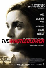 The Whistleblower (2011) Movie Poster