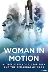 Woman in Motion: Nichelle Nichols, Star Trek and the Remaking of NASA Poster