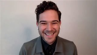 Daniel Maslany on 'Murdoch Mysteries' and his starring role in 'The Mohel' - Interview