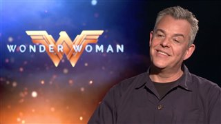 Danny Huston Interview - Wonder Woman
