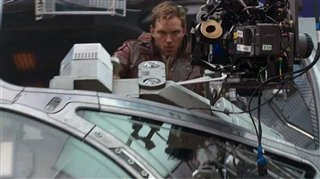 Guardians of the Galaxy featurette - Check the Milano, Yo!
