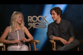 Julianne Hough & Diego Boneta (Rock of Ages)