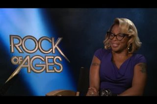 Mary J. Blige (Rock of Ages)