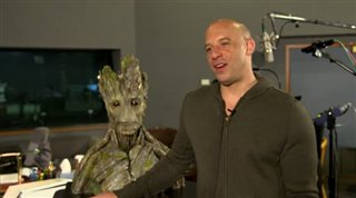 Meet the Guardians of the Galaxy: Groot